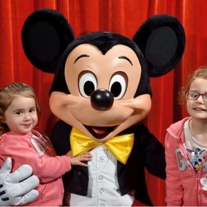 Poppy, Lilly & Mickey