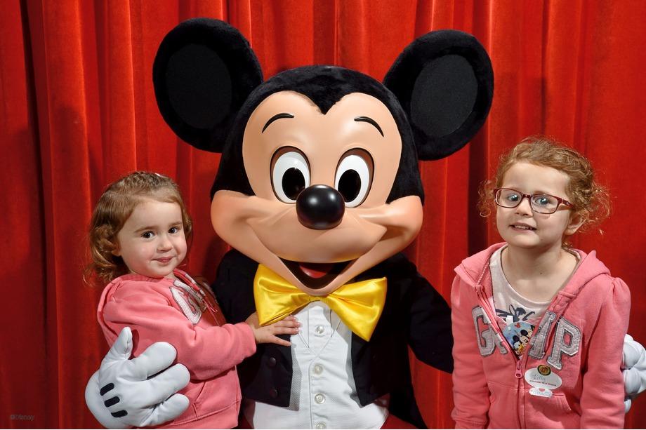 Poppy, Lilly & Mickey