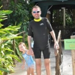 Discovery Cove, Florida 2015
