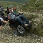 Mount Snowdon - the big push